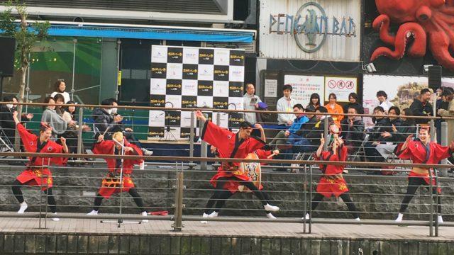 阿波踊り,寳船,パフォーマンス集団,ホリエモン祭,大阪