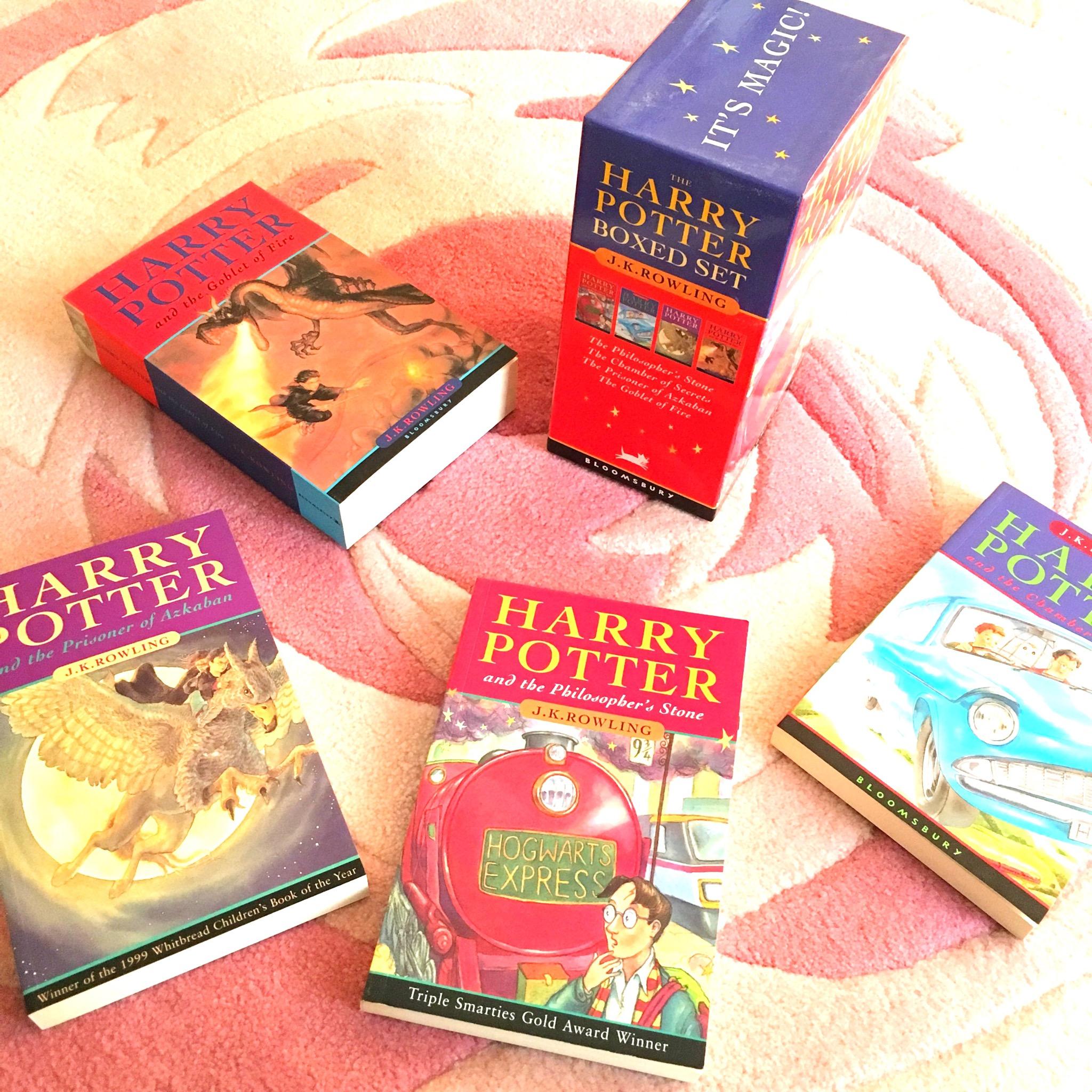 【悲報】ハリーポッターを原書と翻訳で読んだら予想外に残念だった件
