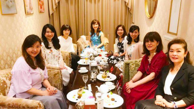 堂島ロール,アラフィフ女子会,いつまでも綺麗な人